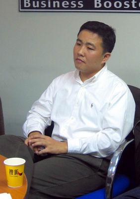 图:BiMBA助理院长张黎
