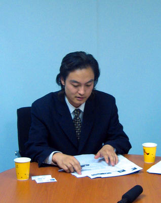 图:娄文社 《商务周刊》市场总监