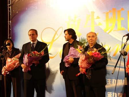 图文:《放牛班的春天》上海首映仪式-6