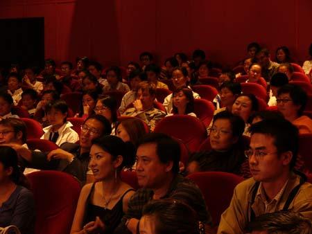 图文:《放牛班的春天》上海首映仪式-13