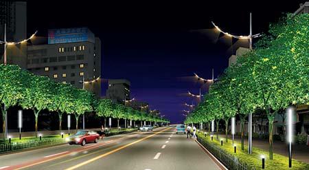 泉州市旅游节夜景工程开始建设(组图)图片