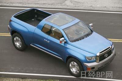丰田东京展出17款商用车及概念福利车(图)