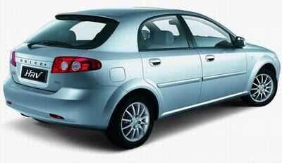 别克凯越HRV两厢车上市 售价13.68万(图)