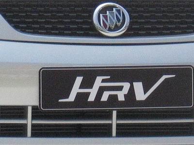 现场图片:凯越HRV外观细节(组图)