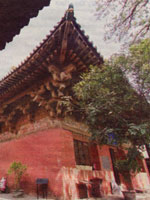 The temple treasures of Shanxi