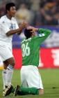 图文:天津3-0北京 康师傅取得胜利