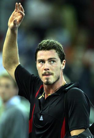 3 网球――萨芬挺进马德里大师赛决赛