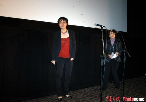 图文:东京电影节第二天-《恋爱中的宝贝》剧组