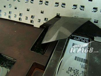 华硕键盘拆卸图解