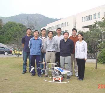 浙江大学工业控制研究所玉泉之翼