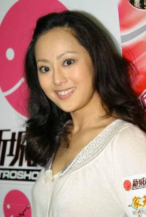 章小蕙:我拍三级电影家庭对我也很有压力(图)