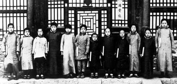 大清皇帝是如何选美的