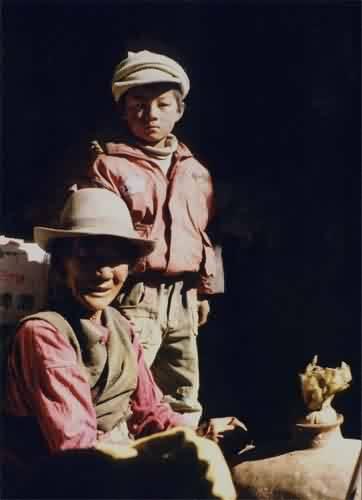 一妻多夫的西藏社会-搜狐旅游