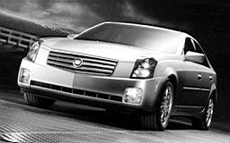 售51.8万 与美国同步车型凯迪拉克CTS上市