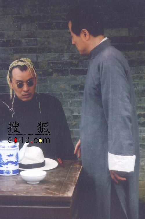 图:《野火春风斗古城》精彩剧照-12