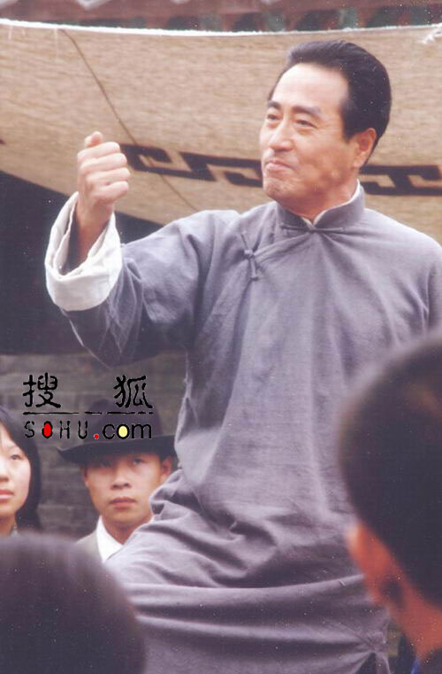 图:《野火春风斗古城》精彩剧照-07