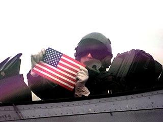 美空军自杀率创新高引起五角大楼不安(图)