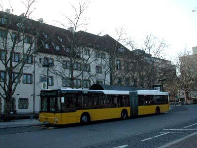 德国传真:闲聊德国街景之公共交通(图)