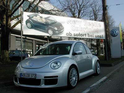 德国传真:闲聊德国街景之街头趣车(图)