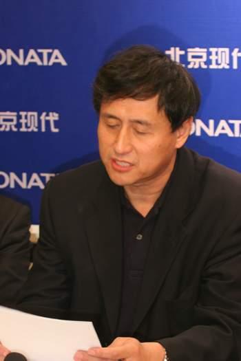 图文:国安召开新闻发布会