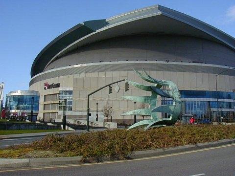 NBA联盟西部15支球队场馆完全资料(图)