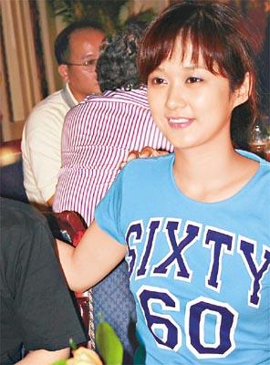 张娜拉自爆有过亿身家