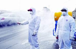 北京分四级预警应对突发疫情 隔离不减工资(图)图片