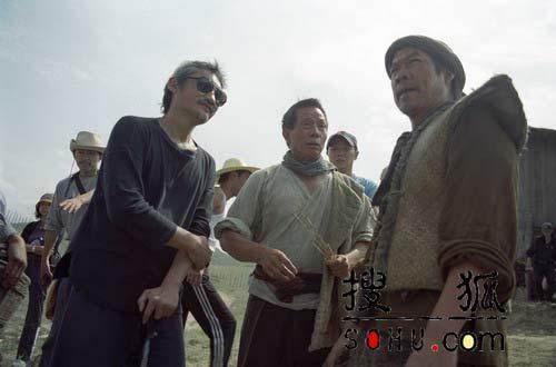 《七剑》新疆拍摄如火如荼 拍摄现场曝光(图)