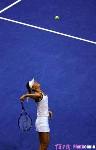 组图:WTA年终总决赛 美少女莎娃洛杉矶封后