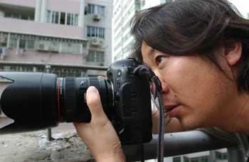 《记者档案》第103期:余海波――另类深圳人