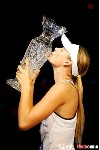 组图:WTA年终总决赛圆满落幕 莎娃终圆冠军梦