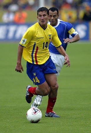 图文:巴西客场0-1厄瓜多尔