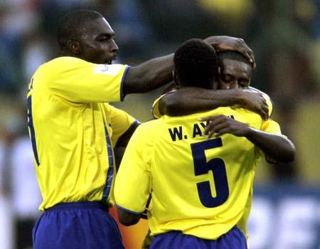 图文:巴西客场0-1负厄瓜多尔