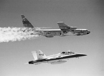 时速达到近10倍音速为商业太空飞行打下基础 美超音速试验飞机创新
