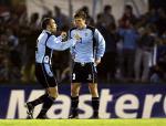 图文:乌拉圭主场1-0胜巴拉圭 蒙特罗激动不已