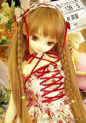 [周边]超靓丽sd娃娃十二星座发型