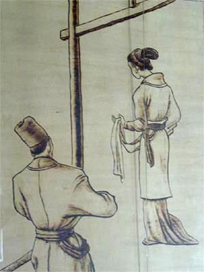 史记:令人齿冷的古代女刑(组图)-搜狐女人