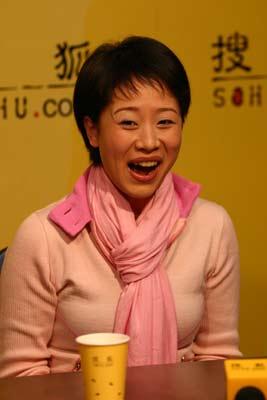 海清:我自己的个性很像袁伟