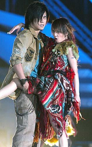 组图:蔡依林个唱变中东舞娘 令全场血脉贲张
