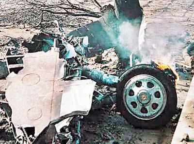 东航客机包头坠毁机上53人地面1人罹难