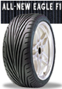 固特异超高性能轮胎Eagle F1闪亮上市