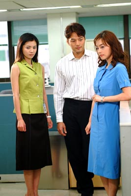 电视剧人鱼小姐_图:电视剧《人鱼小姐》精彩剧照-05