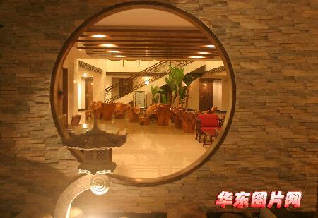 组图:武夷山宝岛大酒店荣获中国室内设计大奖
