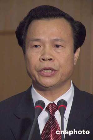 海南副省长陈成履新感言 承诺清清白白做官(图)