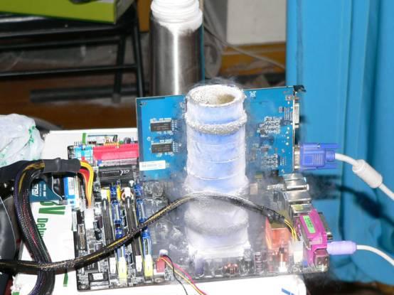 狂超4.87GHz 华硕杯计算机超频应用大赛完美谢幕