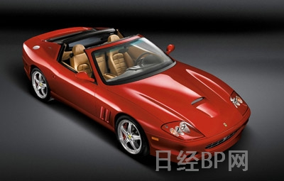 底特律车展:法拉利Ferrari Superamerica