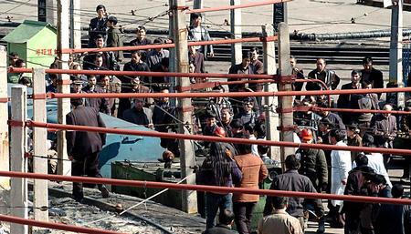陕西铜川陈家山煤矿发生瓦斯爆炸事故