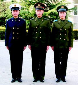 07士兵冬常服-今冬士兵换新装图片