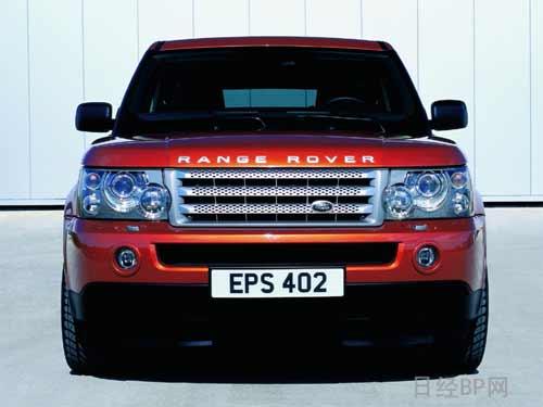 陆虎新款Range Rover Sport将亮相底特律
