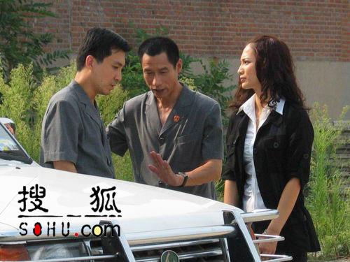 图文:二十五集电视连续剧《强制执行》剧照―51